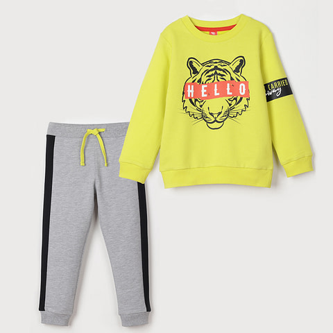 Комплект женский (футболка, бриджи) FSXW 90003