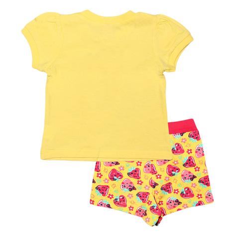 Комплект ясельный (футболка, шорты) CSN 9648
