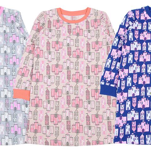 Платье для девочки CWK 62045