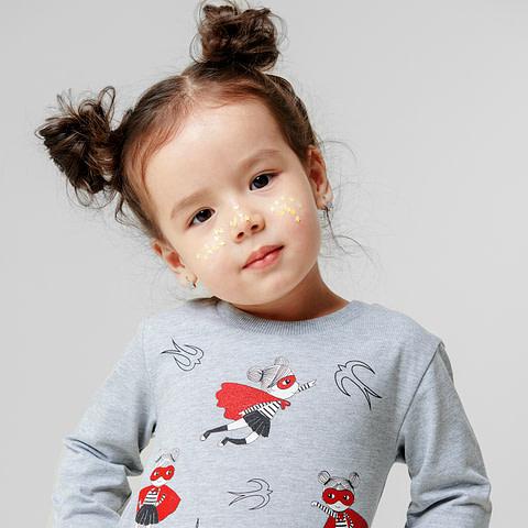 Платье для девочки CWK 62504