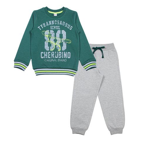 Комплект для мальчика (джемпер, брюки) CWK 9691