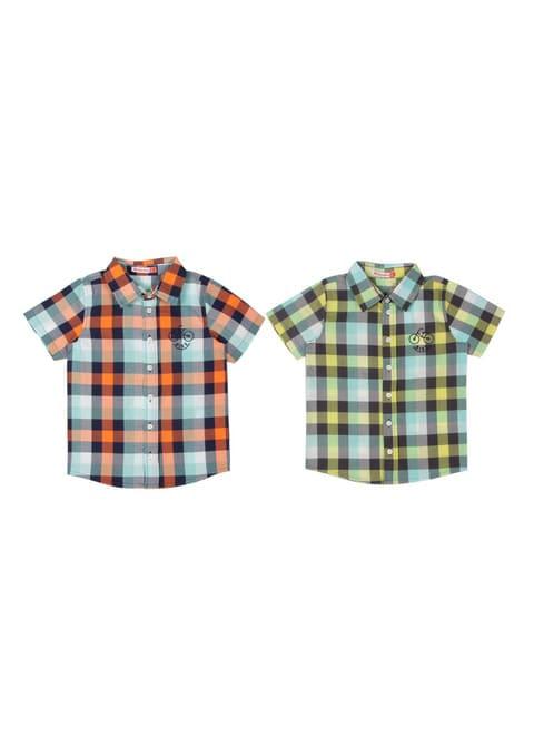 Рубашка для мальчика CK 6T111