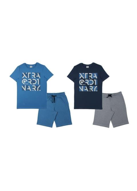 комплект мужской (футболка, шорты) MS 9148