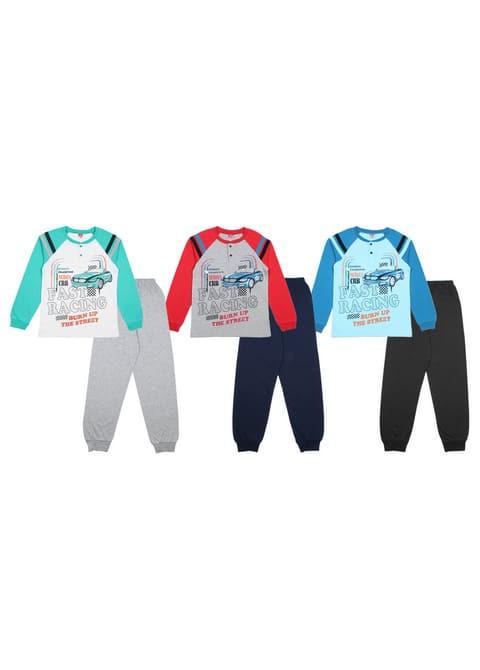 Пижама для мальчика CAJ 5295