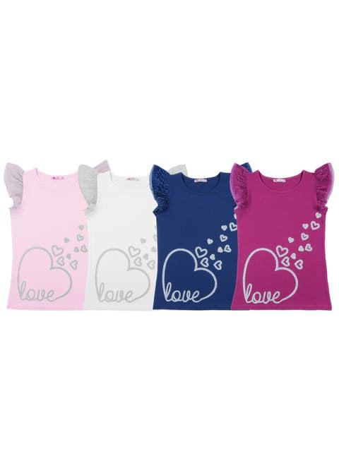 Блуза для девочки CAJ 61949