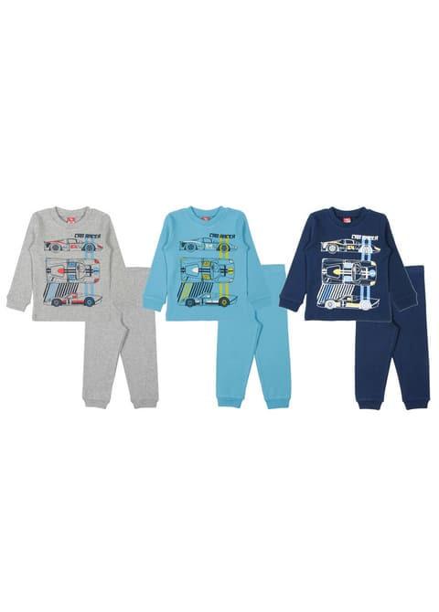 Пижама для мальчика CAK 5392