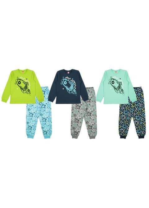 Пижама для мальчика CAK 5394