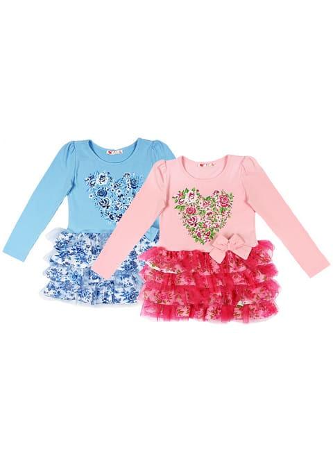 Платье для девочки CAK 61520