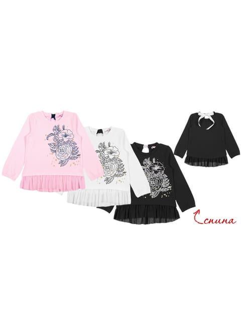 Блуза для девочки CAK 61943