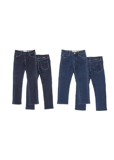 Брюки джинсовые для девочки CK 7J029