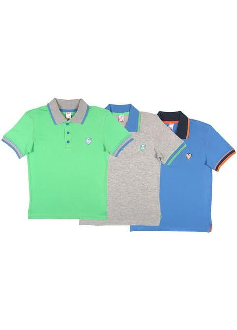 Рубашка-поло для мальчика CSJ 61594