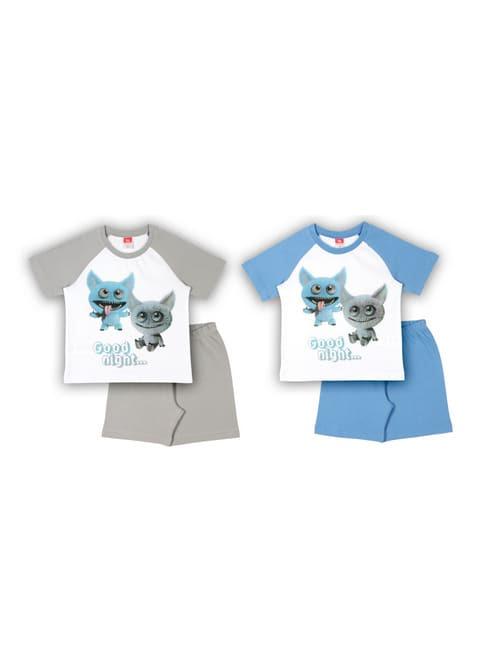 Комплект для мальчика (футболка, шорты) CSK 5411