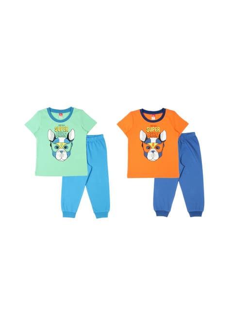 Комплект для мальчика (футболка, брюки) CSK 5413