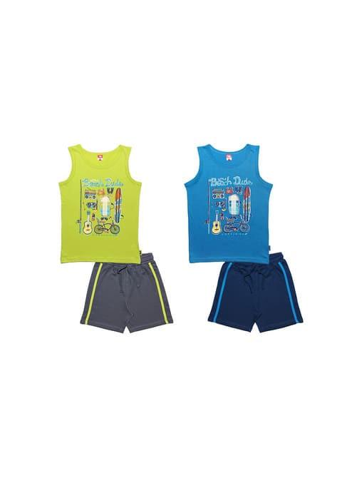Комплект для мальчика (майка, шорты) CSK 9565