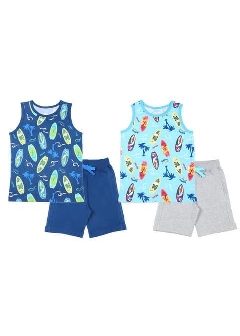 Комплект для мальчика (майка, шорты) CSK 9728