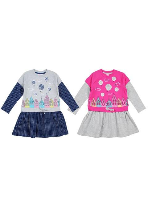 Платье для девочки CWK 61765