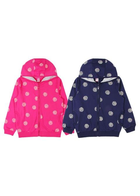 Куртка для девочки CWK 62241