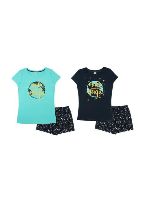 Комплект женский (футболка, шорты) FS 9150
