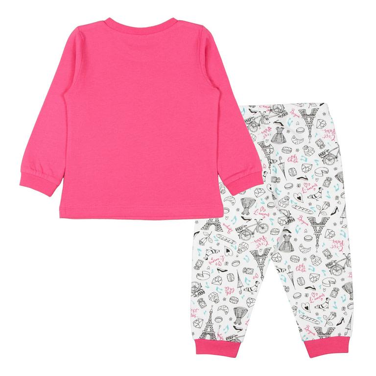 Комплект для девочки (джемпер, брюки)