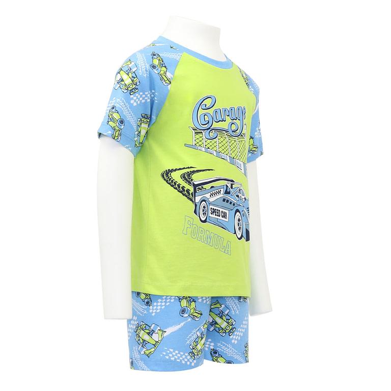 Комплект для мальчика (футболка, шорты) CAB 5439