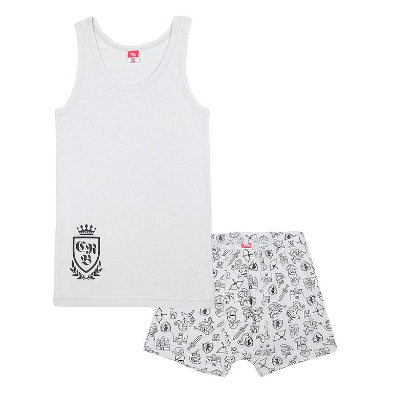 Комплект для мальчика (майка, трусы-боксеры) CAJ 3456