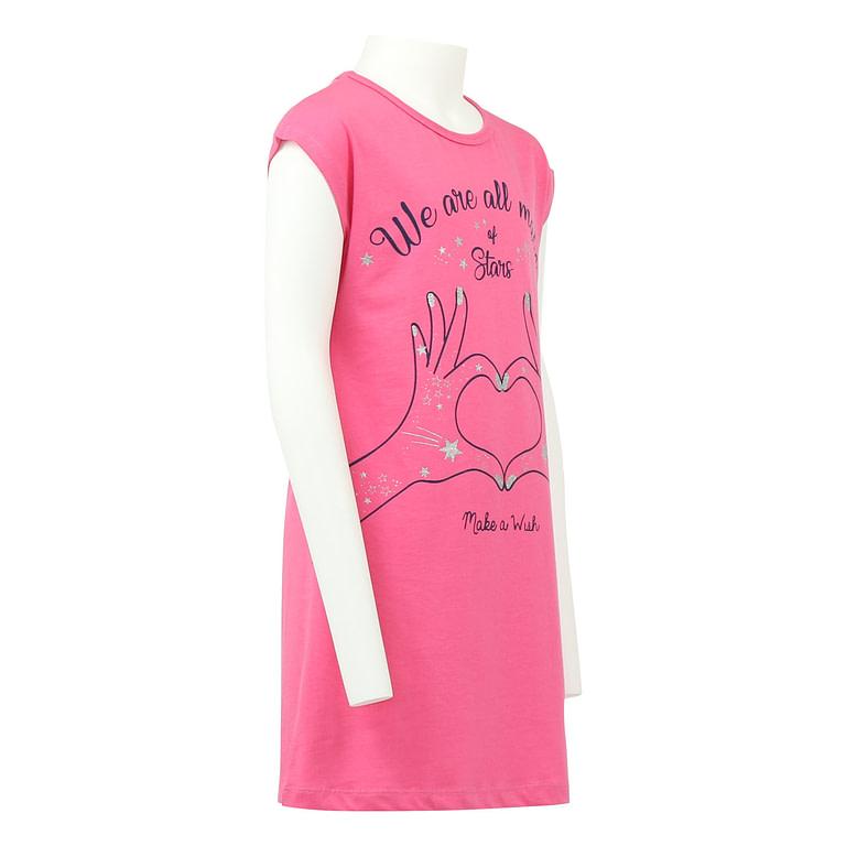 """Платье модель """"туника"""" для девочки CAJ 5431"""
