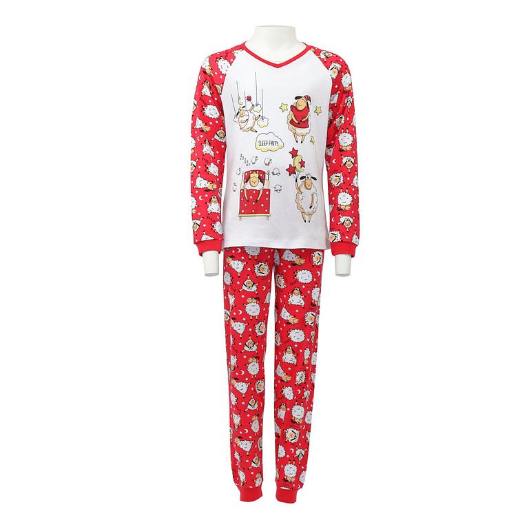 Комплект для девочки (джемпер, брюки) CAJ 5433