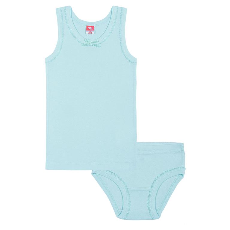 Комплект для девочки (майка-трусы) CAK 3328