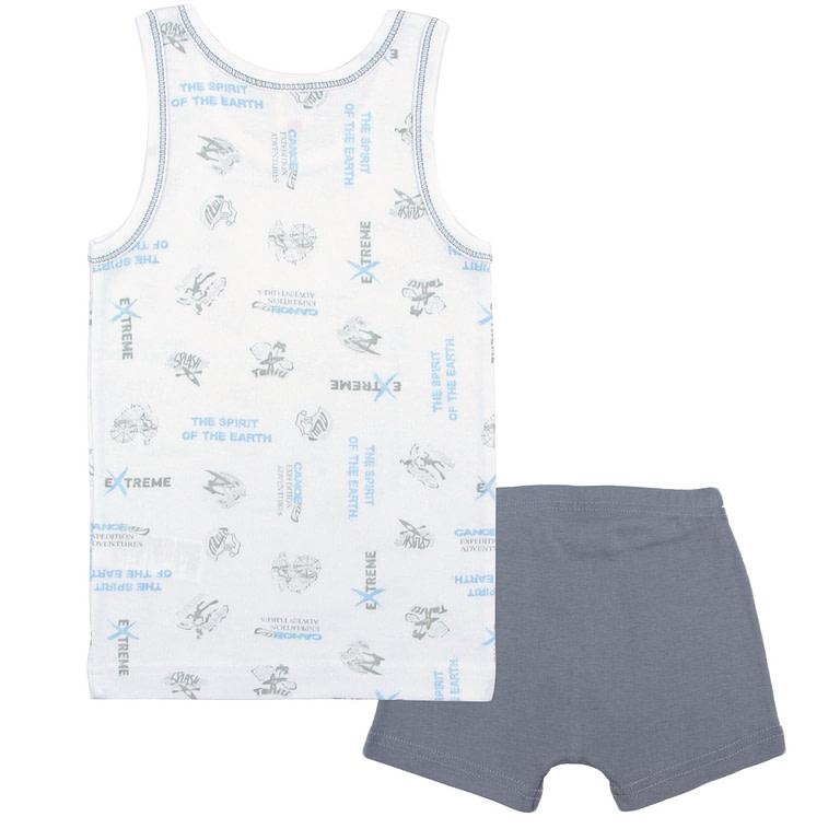 Комплект для мальчика (майка, трусы-боксеры) CAK 3334