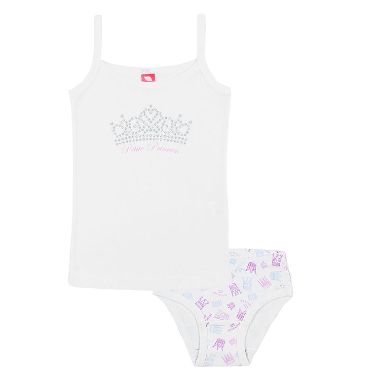 Комплект для девочки (майка, трусы) CAK 3485