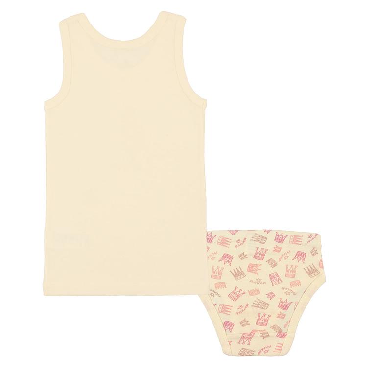 Комплект для девочки (майка, трусы) CAK 3486