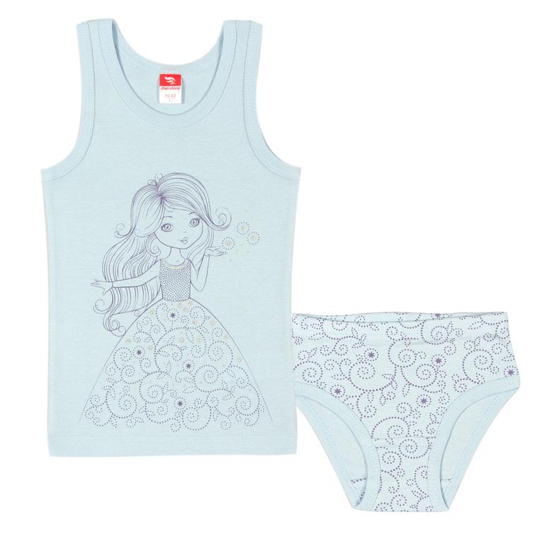 Комплект для девочки (майка, трусы) CAK 3513