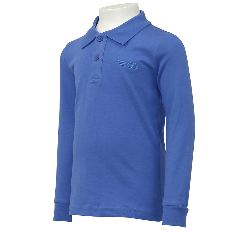 Рубашка-поло для мальчика CAK 61927