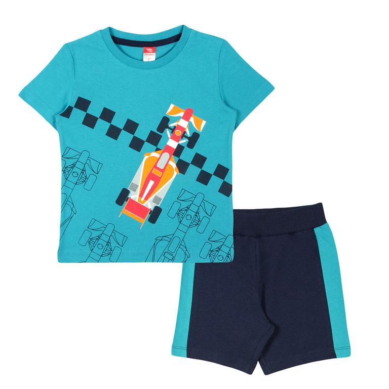 Комплект для мальчика (футболка, шорты) CAK 9872