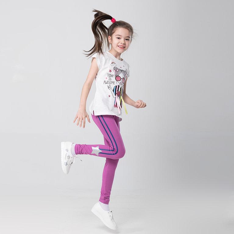 Футболка для девочки CSJG 62673