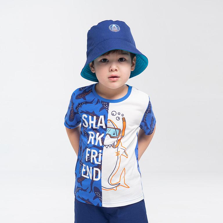 Футболка для мальчика с коротким рукавом CSKB 62686
