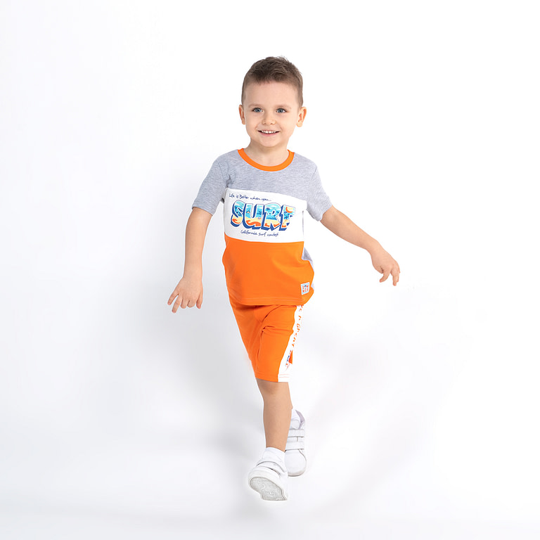 Шорты для мальчика CSKB 70029