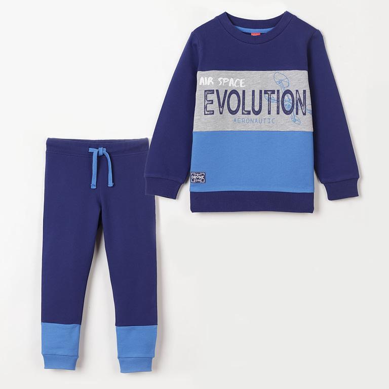 Комплект для мальчика (джемпер, брюки) CSKB 90002