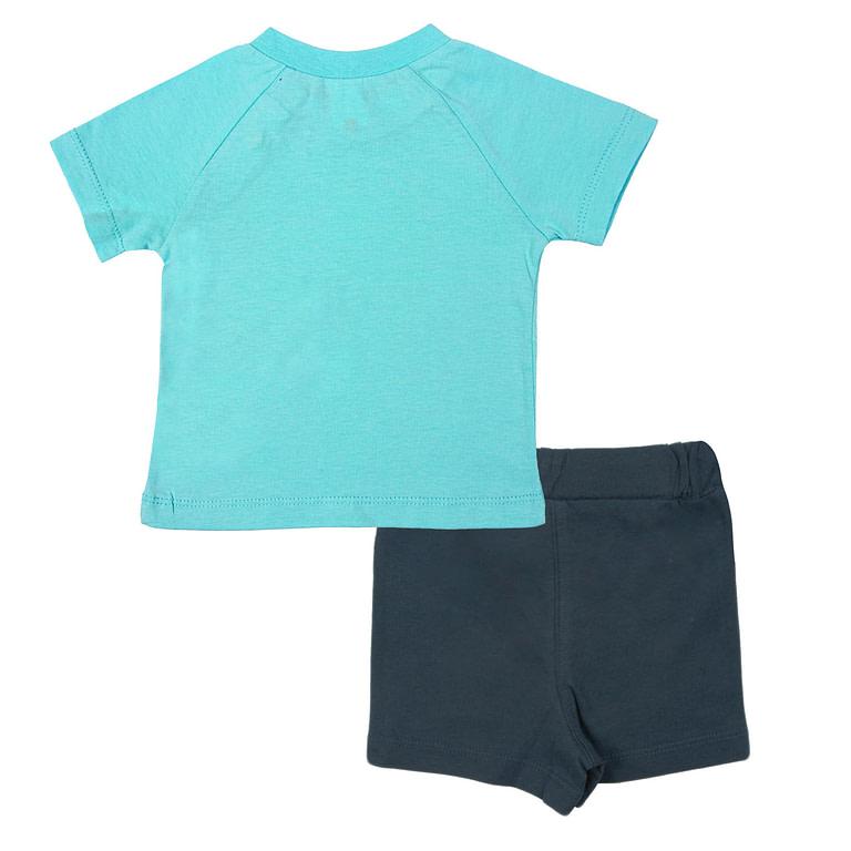 Комплект ясельный (футболка, шорты) CSN 9642