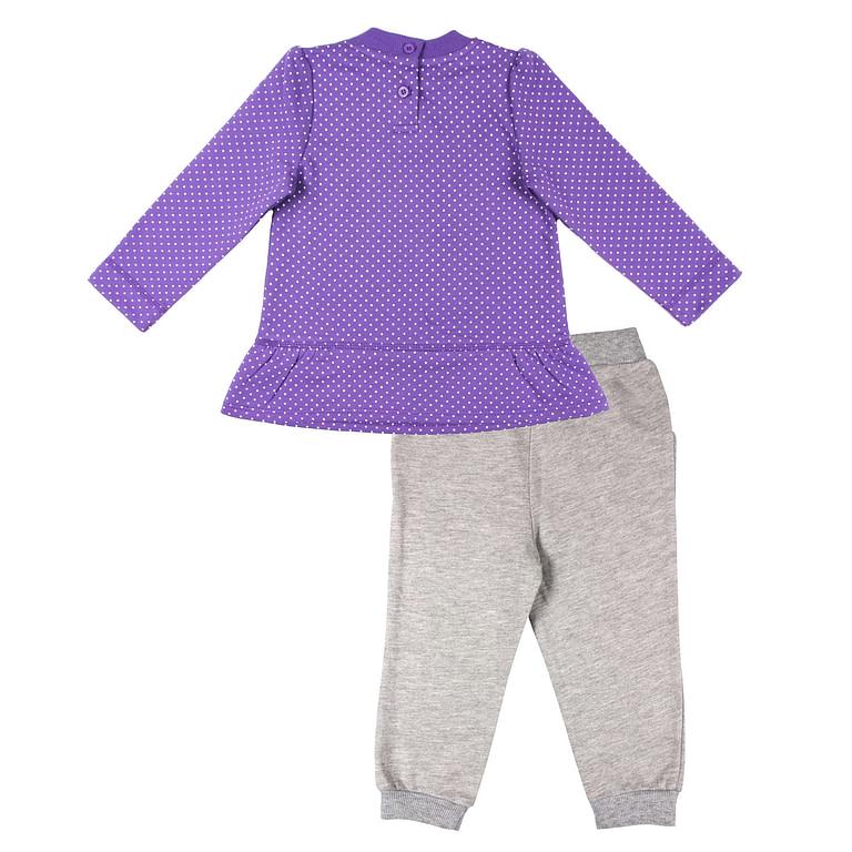 Комплект для девочки (джемпер, брюки) CWB 9606