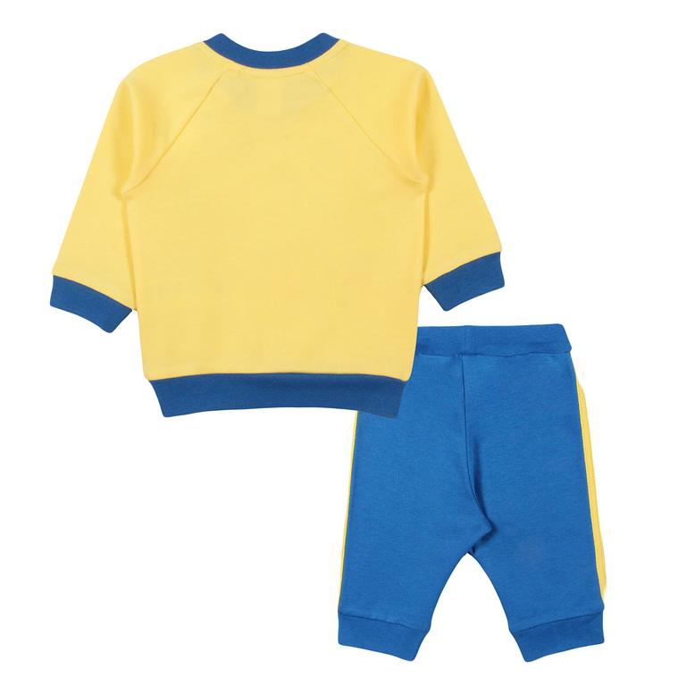 Комплект ясельный (джемпер, брюки) CWB 9865