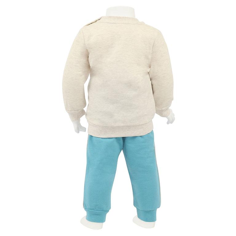 Комплект ясельный (джемпер, брюки) CWB 9867