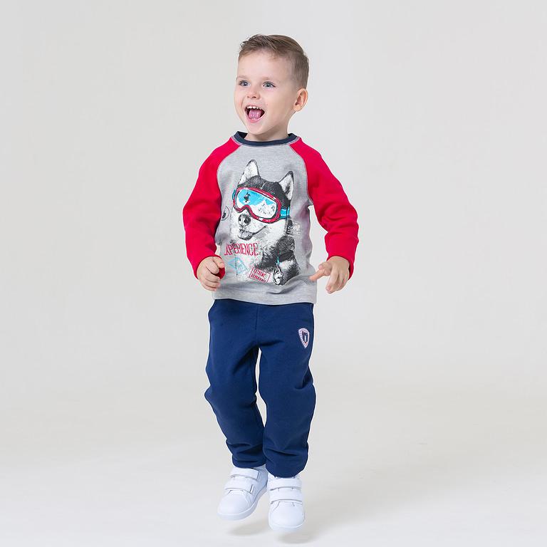 Джемпер для мальчика CWK 62484