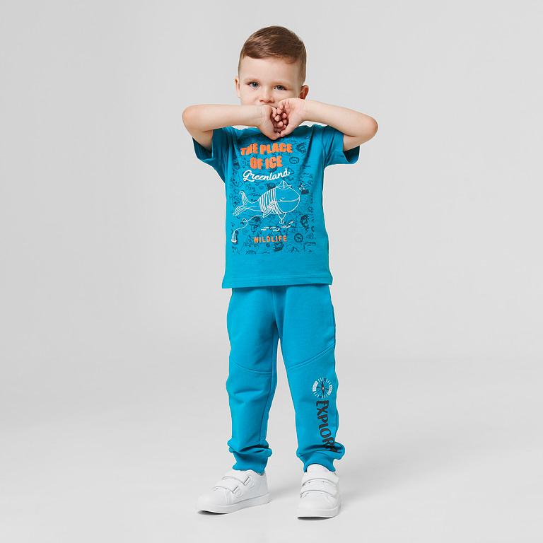 Брюки для мальчика CWK 7914