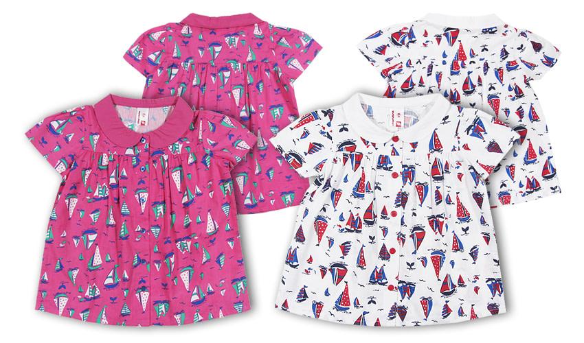 Блузка для девочки CK 6T024